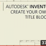 Create your own Title Block